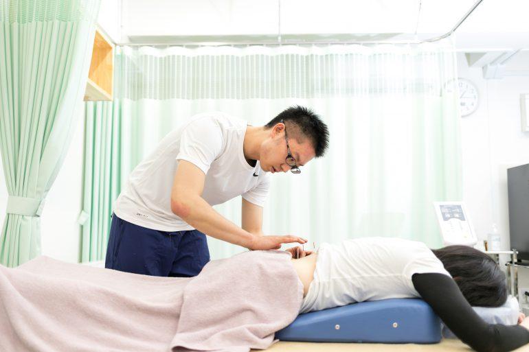 鍼灸治療|白河市だいじゅ鍼灸整骨院